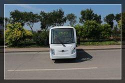 72V, 7.5kw AC 시스템, 11인승 스티어링 파워 관광 차량