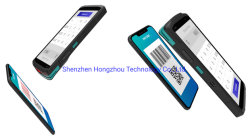GPRS 3G WiFi NFC Leser-androides intelligentes mobiles Tablette Positions-Handterminal mit Drucker