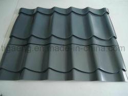 Hoja de techos de metal de alta calidad/Color Prepainted mosaico paso acristalado