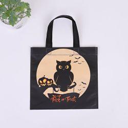 La serie de HalloweenBolso Bolso bolsa de playa bolsa de hombro cubierto Non-Woven Bolsa de compras