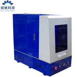 macchina per incidere piena di avanzamento della marcatura del metallo del laser della fibra di allegato di 30W Mopa con il buon prezzo