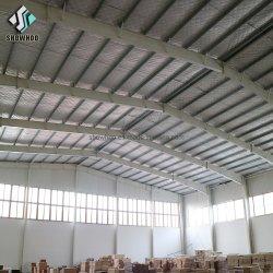 De geprefabriceerde Moderne Bouw van de Structuur van het Staal van de Workshop van het Pakhuis van de Fabriek van het Staal