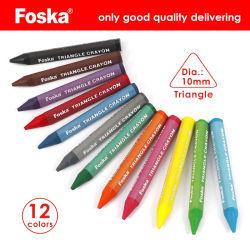 Foska buena calidad de 12 triángulo de color Crayola