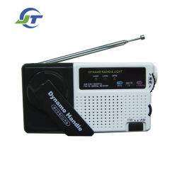 2020 горячей продажа LED фонарик в чрезвычайных ситуациях портативный динамо радио