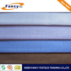 Tessuto uniforme solido del poliestere del cotone