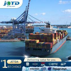 Mar Océano/agente de transporte de mercancías de China a Singapur