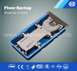 La CE aprobó la puerta de cristal de piso de Hardware de la primavera de la bisagra de piso K-8300