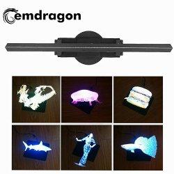 HD digitaal 3D Hologram Signege Vertoning Ventilator LCD van het Scherm van de 43 Signage van de Reclame van Cm LEIDENE Reclame van de Vertoning Openlucht Video Digitale Signage