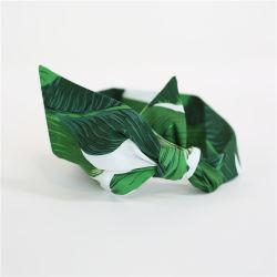Instagram Fashiom Custom Lady 100% Silk Twilly Scarf Silk Ribbon