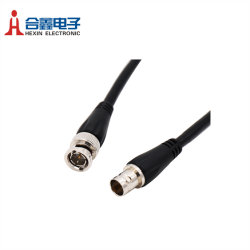 BNC mâle pour câble BNC femelle du câble vidéo Câble de données
