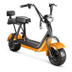 2000W motorino elettrico smontabile di Citycoco 60V12ah/14ah/20ah della batteria della bicicletta del EEC 2wheel