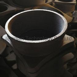 Duktiles Eisen und CNC-maschinell bearbeitenzylinder-Deckel