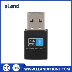 2 in 1 WiFi +BT 4.0 WiFi-netwerkkaart Bluetooth Adapter-dongle