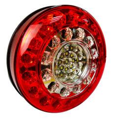 قطع الشاحنة مصابيح الشاحنة مصابيح المؤخرة مجموعة مصابيح LED ضوء المقطورة المصابيح الخلفية