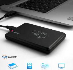 Controle de Acesso 125kHz leitores de RFID de proximidade RFID / leitor de cartão IC inteligente