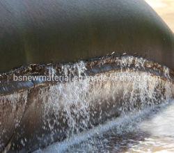 Geo sac textile tube pour le traitement des déchets animaux