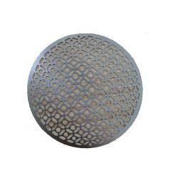 Kundenspezifisches perforiertes Metallaluminiumineinander greifen-Lautsprecher-Gitter