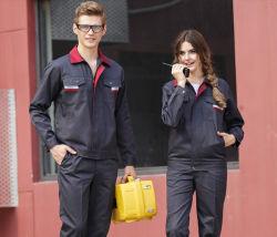 Diseño a medida mayorista transpirable Anti abrasión Unisex seguridad en el trabajo de los trabajadores uniforme Traje de chaqueta ropa ropa de trabajo