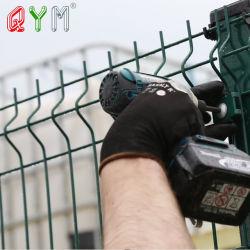 заводская цена Welde сетки ограждения 3D металлические ограждения панели
