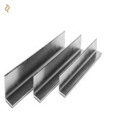 Ferro Cantoneira de aço laminados a quente de garantia do comércio de aço macio de carbono igual ou desigual simples L Sharp para a construção