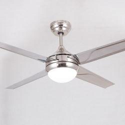 Lampada industriale operata chiara del soffitto dell'indicatore luminoso LED del ventilatore dell'indicatore luminoso di soffitto del ventilatore dell'indicatore luminoso LED del ventilatore di soffitto del ventilatore del ventilatore di soffitto del lampadario a bracci