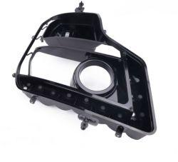 Automobilplastikbauteil-Spritzen-kundenspezifische preiswerte schwarze Selbstplastikteile