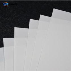 Realizzazione di schede a induzione in plastica PVC, stampa personalizzata di carte in poliestere per animali domestici a getto d'inchiostro