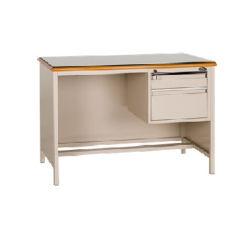 싼 사무실 학교 금속 강철 저장 내각 테이블 책상