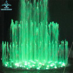 Migliore fontana di acqua del giardino di controllo di programma di musica della decorazione del viale di prezzi