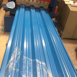 Prepainted電流を通された鋼鉄屋根ふきシートの建築材料