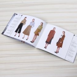 Großhandelsqualitäts-Kunstdruckpapier-überzogenes Papier-Zeitschriften-Drucken