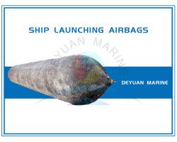 浮遊船の海難救助のゴム製海洋のエアバッグ