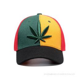 新しい上げられた3D刺繍時代の野球帽