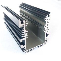 A anodização dura do Alojamento do perfil de alumínio de luz LED para luzes de LED