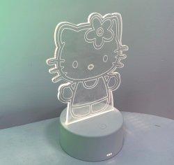 De adverterende Vertoning van de Affiche van de Raad van het Menu van het LEIDENE Lichte Frame van het Vakje Acryl Onverwachte Backlit