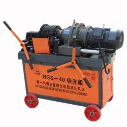 HGS-40 スティーバー / リバーねじローリングマシンワイヤスリーダー