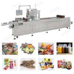 Macchina sigillatrice sottovuoto burro, palma dabita, biscotto, intestino pesce, riso, Pickles, verdure, carne, pollo, salsiccia, riempimento sigillatrice sottovuoto alimentare Macchina per imballaggio
