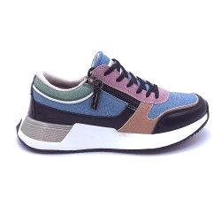 Zapatos mujer zapatos casual zapatos de deporte Rainbow Sneakers