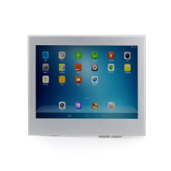 7 Polegada SO Linux Windows 10 Painel Industrial PC Ecrã táctil integrado tudo-em-um computador tablet