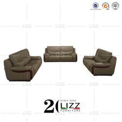 Современные дома Furnitue диван, кресло из кожи