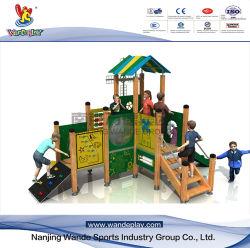 Kind-im Freienspielplatz-Gerät für Verkaufs-Zoll-Kind-Spiel-Set