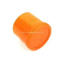 Nahrungsmittelgrad pp. Wholesale Plastikeinspritzung-Teil-Flaschen-Deckel