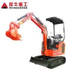 Novo Usado Escavadeira miniescavadora Xiniu 0,8 ton Xn10