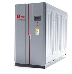 0.7MW Ultra-Low Nox caldeira de água quente de vácuo de condensação