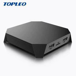 Topleo DEFT Design 4G LTE /WCDMA /Edge/GPRS/GSM WiFi LTE 4G Scheda SIM Router Amlogic Android TV Box