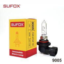 12V 65W 9005 가벼운 차 할로겐 전구 24V 최고 밝은 +130% 물집 상자 플라스틱 상자 종이상자 패킹