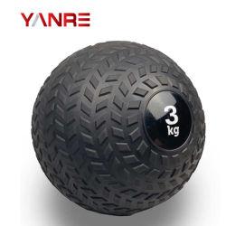Sfera guasto della sfera di colpo del pneumatico della medicina del PVC di Crossfit della strumentazione di forma fisica di ginnastica
