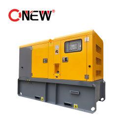 10kVA~60kVA 3상 저소음 방음 디젤 발전기 고정/이동식 저소음 자동화 유형 디젤 발전기 세트(CE/ISO 포함