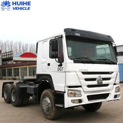 Camion di rimorchio resistente del camion/semirimorchio del trattore di alta qualità HOWO T7h 6*4