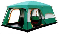 Garantir la qualité de gros grande famille de plein air Camping tente dôme étanche